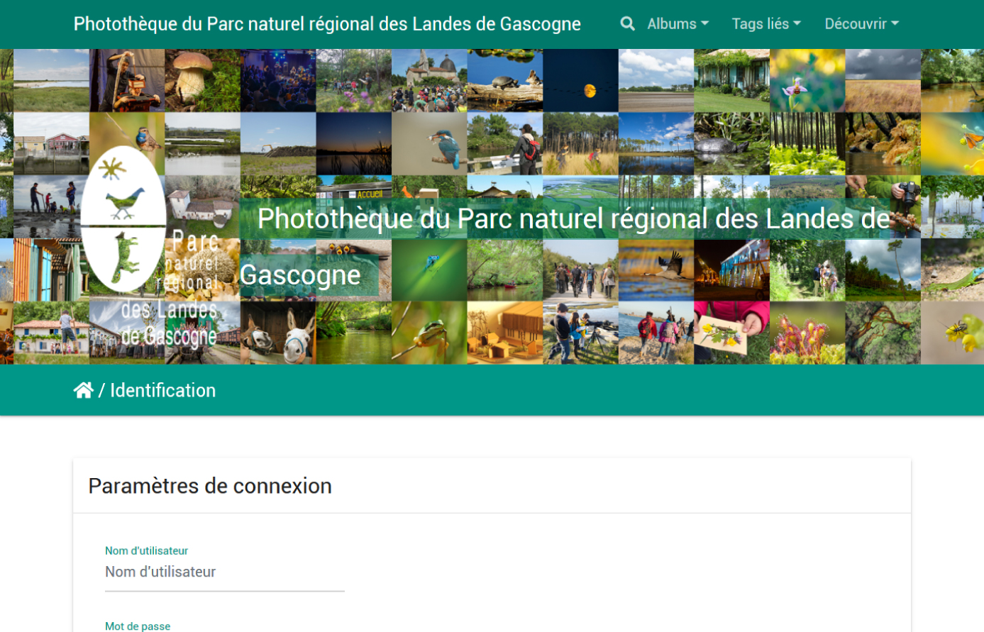 The Regional Natural Park Landes de Gascogne